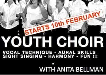 New Youth Choir for all High School-aged Voices
