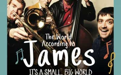 The World According to James FREE community concert